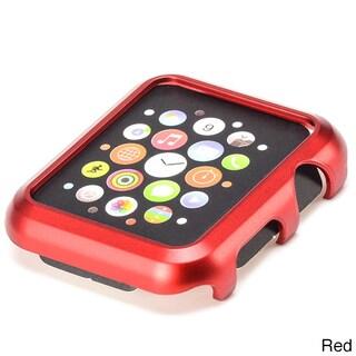 iPM Premium Shiny Hard Plastic Protective Border Case for 38mm Apple Watch