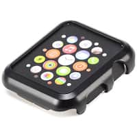 iPM Premium Shiny Hard Plastic Protective Border Case for 42mm Apple Watch