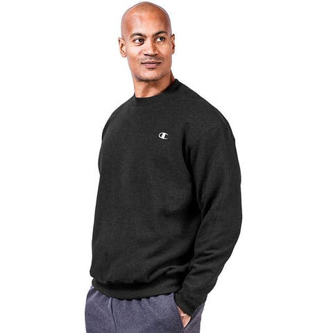 Champion Men's Big & Tall Fleece Sweatshirt