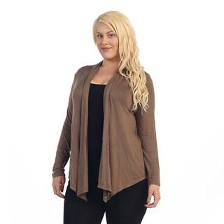 Ella Samani Women's Plus Size Cardigan