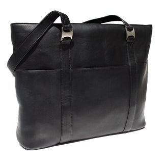 Piel Leather Laptop Computer Tote Bag