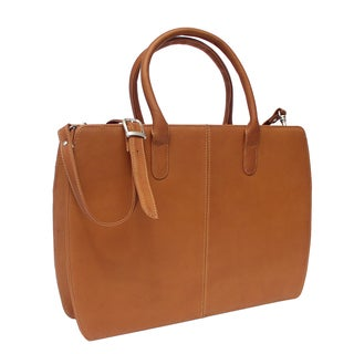 Piel Leather Women's Portfolio Briefcase