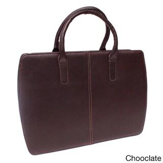 Piel Leather Women's Portfolio Briefcase (3 options available)