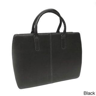 Piel Leather Women's Portfolio Briefcase