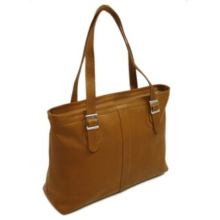 Piel Leather Women's Laptop Tote