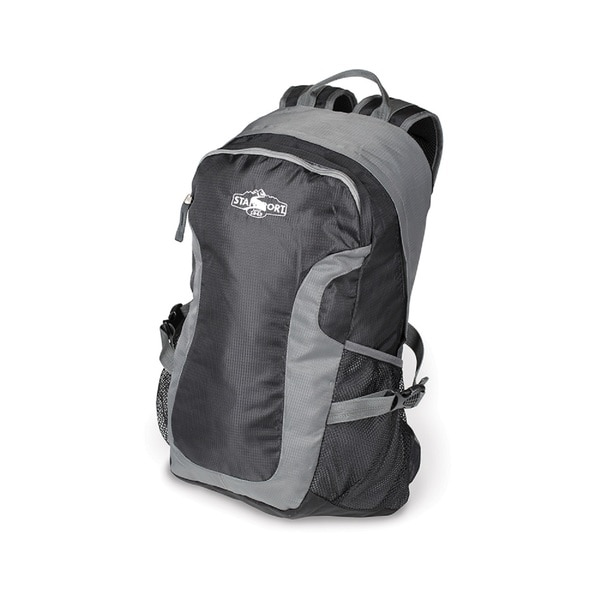 Stansport Odyssey  Black/ Grey Day Pack
