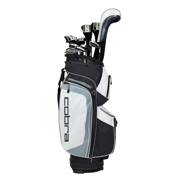 Cobra Max Right Hand Complete Golf Club Set