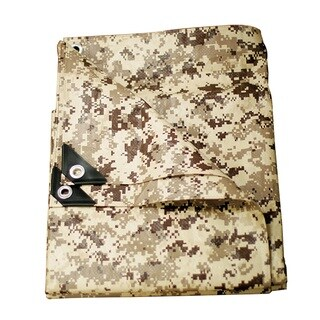 Stansport Digital Camo Tarp (2 options available)