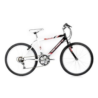 Micargi M40 24-inch Black 18-speed Men's Moutain Bike