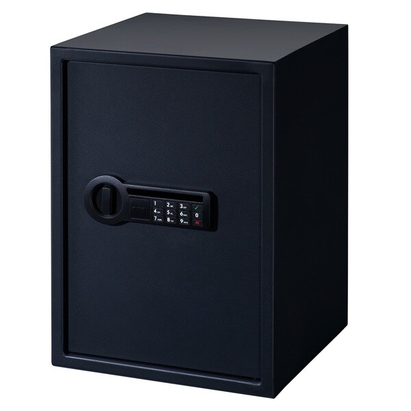 Stack-On XL Personal Safe with 2 Shelves Electronic Lock