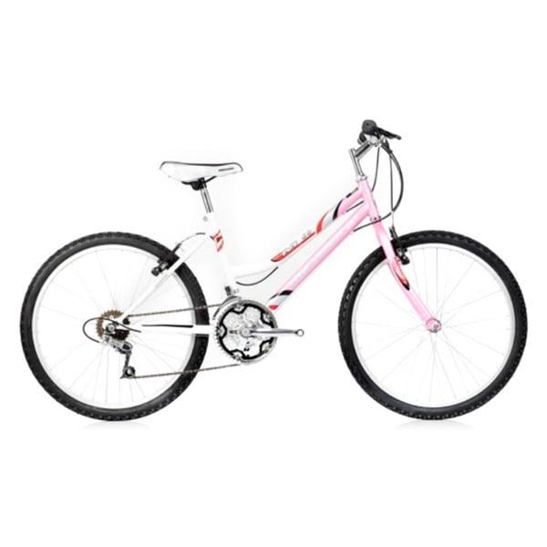 Micargi M40 24-inch Pink 18-speed Women's Moutain Bike