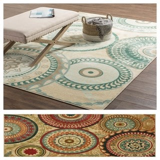 Link to Mohawk Home Forest Suzani Area Rug Similar Items in Patterned Rugs