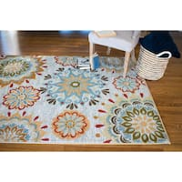 "Mohawk Home Strata Global Goddess Area Rug - Multi - 7'6"" x 10'"