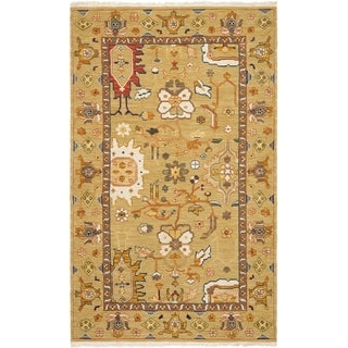 Safavieh Hand-woven Sumak Assorted Wool Rug (5' x 8')