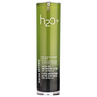 H2O+ Marine Defense Green Tea Antioxidate Broad Spectrum SPF30 1.3-ounce Lotion