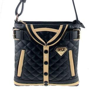 LANY 'Keep Me Warm ' 11-Inch Cross- Body Messenger Bag