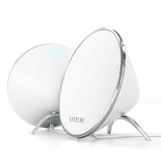 Satechi Dual Sonic Conical v2.0 Computer Speakers|https://ak1.ostkcdn.com/images/products/10972918/P17996489.jpg?impolicy=medium
