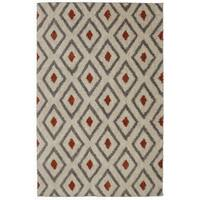 Mohawk Home Laguna Tribal Diamond Rug (8' x 10') - 8' x 10'