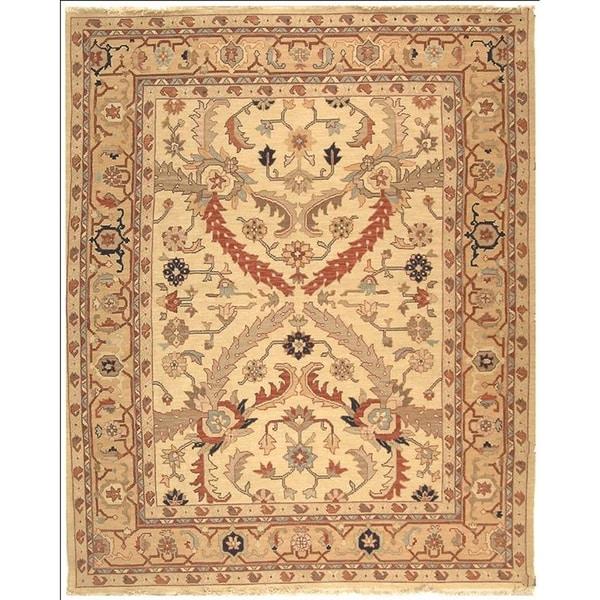 Safavieh Handmade Sumak Ladeana Traditional Oriental Wool Rug