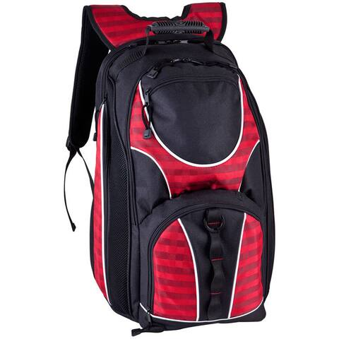 Goodhope Rubber Sport Airport Checkpoint-friendly 17-inch Laptop and Tablet Backpack
