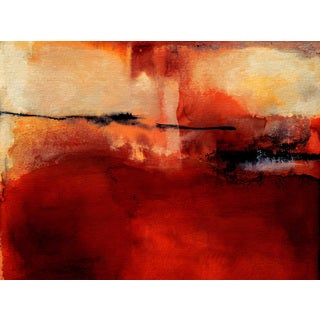 Art in Style Bold Sky Giclee on Canvas Wall Art