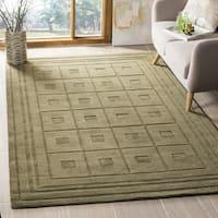 Safavieh Handmade Impressions Assorted Wool Rug (8' x 10')