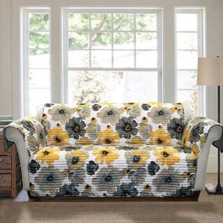 Lush Decor Leah Sofa Furniture Protector