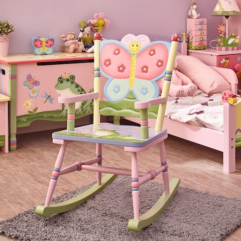 Fantasy Fields - Magic Garden Rocking Chair