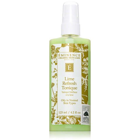 Eminence Lime Refresh 4-ounce Tonique