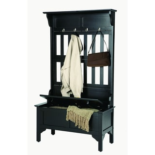 Home Styles' Hall Tree and Storage Bench