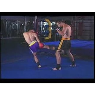 Muay Thai Kickboxing Boxing #3 Kicks & Knees DVD Vut Kamnark
