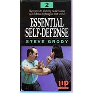 Essential Street Self-Defense #2 DVD Steve Grody jeet kune do jun fan MMA