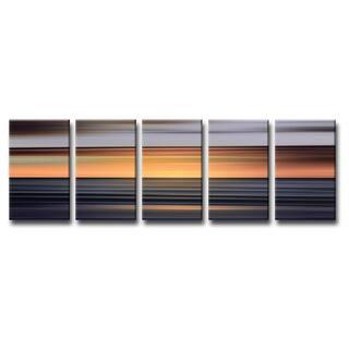 Ready2HangArt 'Blur Stripes XI' 5-PC Canvas Wall Art Set https://ak1.ostkcdn.com/images/products/10978473/P18001148.jpg?impolicy=medium