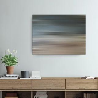 Ready2HangArt 'Blur Stripes XXII' Canvas Wall Art