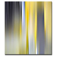 Ready2HangArt 'Blur Stripes VI' Canvas Wall Art