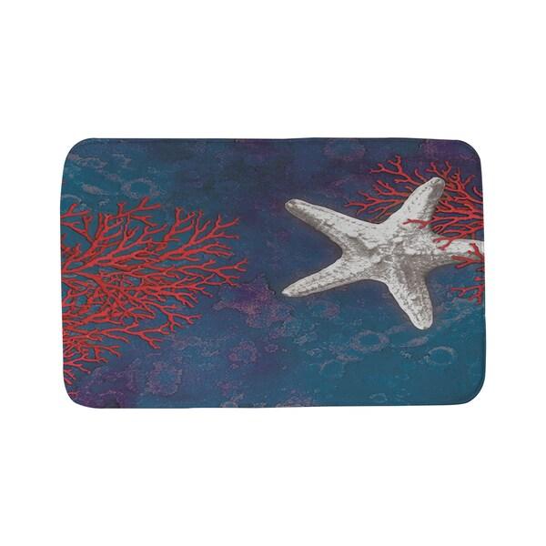 Seastar Bay Starfish Bath Mat