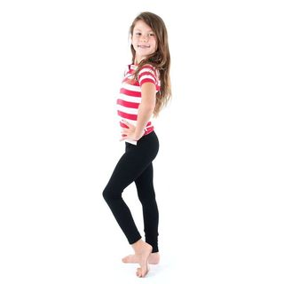 Soho 7/ 12 years Kids Fleece Brush Leggings