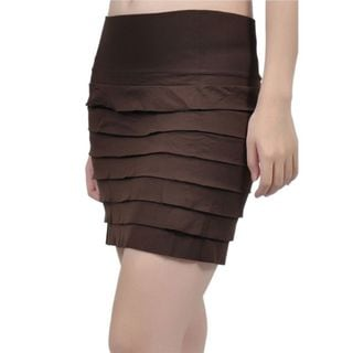 Soho Junior Layered Mini Skirt