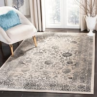 Safavieh Evoke Vintage Oriental Light Blue/ Beige Distressed Rug - 9' x 12'