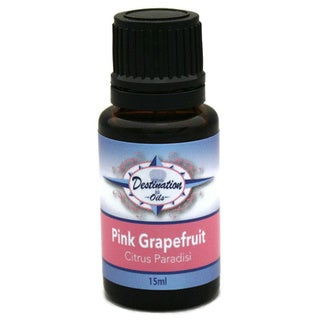 Destination Oils 15 ml Pure Pink Grapefruit Essential Oil