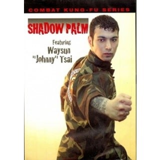 Combat Shaolin Chuan Fa Kung Fu Shadow Palm Cutting Punch DVD Waysun Johnny Tsai