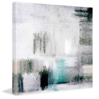Marmont Hill - Handmade Abstract Painting Print on Canvas