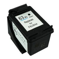 Sophia Global Remanufactured Ink Cartridge Replacement for HP 63XL (1 Black)