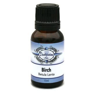 Destination Oils 15 ml Pure Birch Essential Oil