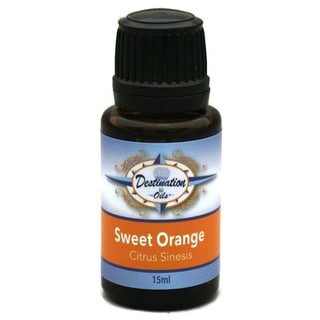 Destination Oils 15 ml Sweet Orange Essential Oil