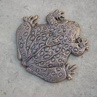 Premium Frog Stepping Stone