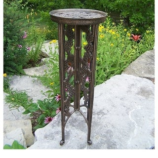 Premium Grape Interlocking Plant Stand