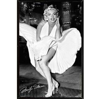 Marilyn Monroe Wall Plaque (24 x 36) (4 options available)