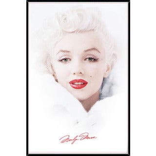 Marilyn Monroe Wall Plaque (24 x 36)