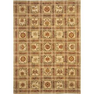 Safavieh Handmade Hampton Assorted Wool Rug (5' x 8')